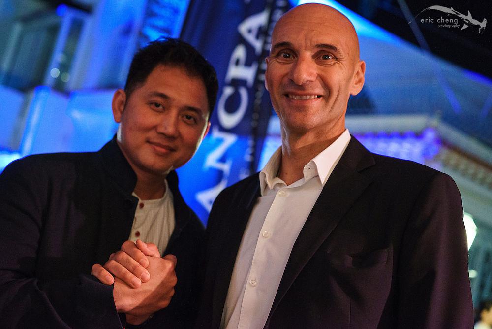 John Thet and Gianluca Genoni