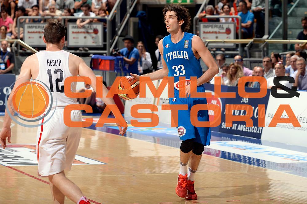 DESCRIZIONE : Bologna Nazionale Italia Uomini Imperial Basketball City Tournament Italia Canada Italy Canada<br /> GIOCATORE : Amedeo Della Valle<br /> CATEGORIA : palleggio<br /> SQUADRA : Italia Italy<br /> EVENTO : Imperial Basketball City Tournament<br /> GARA : Imperial Basketball City Tournament Italia Canada Italy Canada<br /> DATA : 26/06/2016<br /> SPORT : Pallacanestro<br /> AUTORE : Agenzia Ciamillo-Castoria/Max.Ceretti<br /> Galleria : FIP Nazionali 2016<br /> Fotonotizia : Bologna Nazionale Italia Uomini Imperial Basketball City Tournament Italia Canada Italy Canada