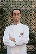 Damien Herrgott, Pastry chef NYC, Bosie Tea Parlor NYC