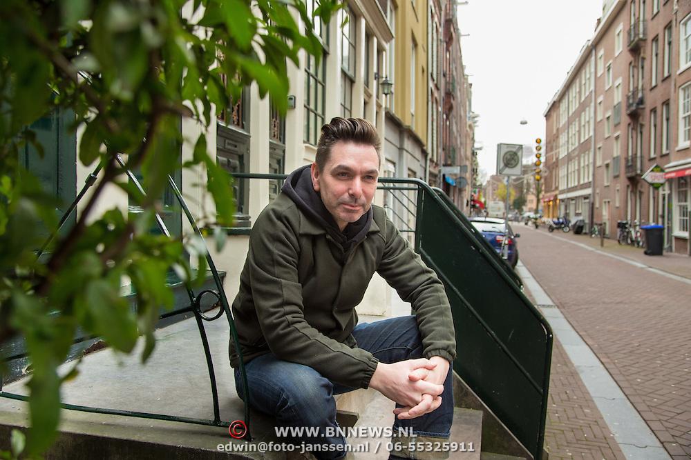 NLD/Amsterdam/20151119 - Perspresentatie Sinatra 100, Felix Maginn