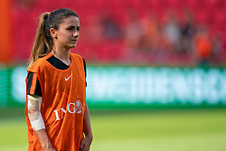 01-06-2019 NED: Netherlands - Australia, Eindhoven<br /> <br /> Friendly match in Philips stadion Eindhoven. Netherlands win 3-0 / Danielle van de Donk #10 of The Netherlands