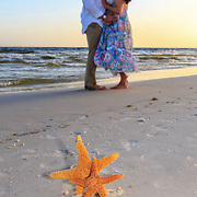 Baehner Beach Engagement Photos
