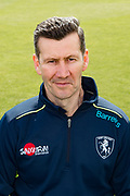 Jason Weaver (High Performance Director) of Kent  during the Kent County Cricket Club Headshots 2017 Press Day at the Spitfire Ground, Canterbury, United Kingdom on 31 March 2017. Photo by Martin Cole.