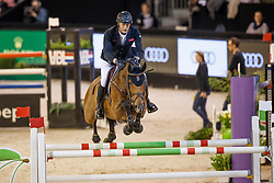Houtzager Marc, NED, Sterrehofs Calimero<br /> The Dutch Masters<br /> Indoor Brabant - 's Hertogen bosch 2018<br /> © Hippo Foto - Dirk Caremans<br /> 11/03/2018