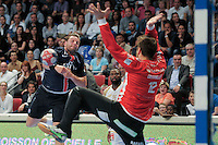 Robert Gunnarsson - 28.05.2015 - PSG / Saint Raphael - 25eme journee de D1<br />Photo : Andre Ferreira / Icon Sport