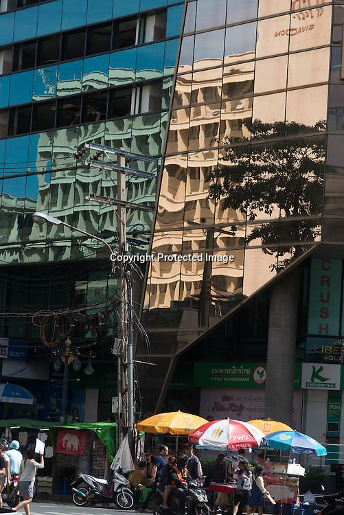 Thailand. Bangkok. Patpong area / quartier de patpong