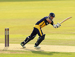 Glamorgan's Jacques Ruldolph bats - Photo mandatory by-line: Robbie Stephenson/JMP - Mobile: 07966 386802 - 03/07/2015 - SPORT - Cricket - Southampton - The Ageas Bowl - Hampshire v Glamorgan - Natwest T20 Blast