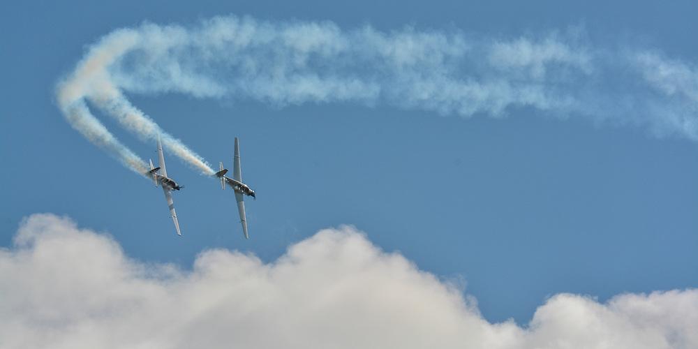 J&auml;mi Fly In &amp; Airshow<br /> J&auml;mi airfield, Finland<br /> Petri Juola Photography<br /> petrijuola.com
