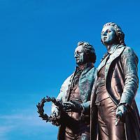 SCHILLER, Goethe &