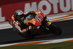 November 10, 2017 - Valencia, Valencia, Spain - 93 Marc Marquez (Spanish) Repsol Honda Team Honda during free practice at the Gran Premio Motul de la Comunitat Valenciana, Circuit of Ricardo Tormo,Valencia, Spain. Friday 10th of november 2017. (Credit Image: © Jose Breton/NurPhoto via ZUMA Press)