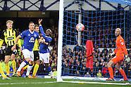090116 Everton v Dagenham & Redbridge