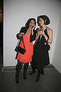 Yasmin Mills and Maria Grachvogel, Vogue 90th birthday party and to celebrate the Vogue List, Serpentine Gallery. London. 8 November 2006. ONE TIME USE ONLY - DO NOT ARCHIVE  © Copyright Photograph by Dafydd Jones 66 Stockwell Park Rd. London SW9 0DA Tel 020 7733 0108 www.dafjones.com