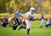 Football Silver Hawks versus Monadnock Saturday,  October 20, 2012