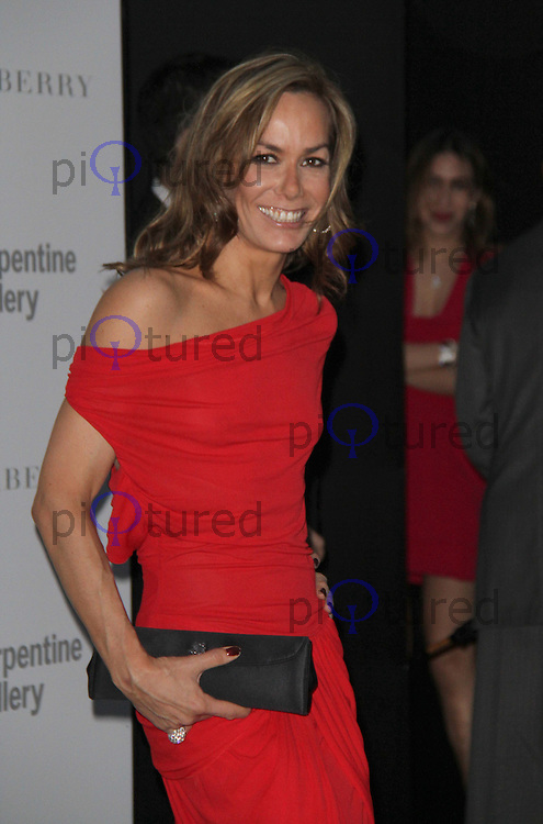 Tara Palmer Tomkinson The Serpentine Gallery Summer Party 2011 with Burberry, Kensington Gardens, London, UK, 28 June 2011:  Contact: Rich@Piqtured.com +44(0)7941 079620 (Picture by Richard Goldschmidt)