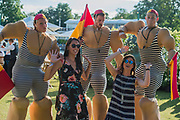 Henley Festival is a boutique event over five days celebrating the best of UK & international music and arts with a programme from pop to world music, classical to jazz, blues to jazz musicians, where art, comedy and gastronomy share equal billing with music.