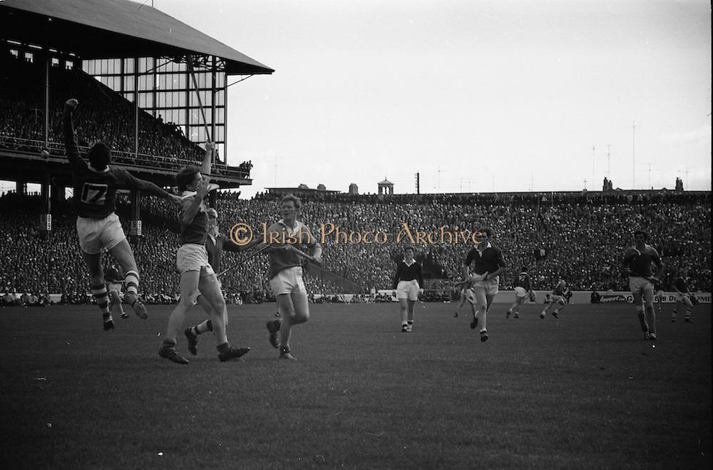 06/09/1970<br /> 09/06/1970<br /> 6 September 1970<br /> All-Ireland Senior Hurling Final: Cork v Wexford at Croke Park, Dublin. <br /> <br /> The crowd at the All-Ireland Senior Hurling Final.