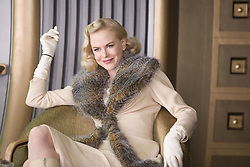 RELEASE DATE: Nov 27, 2007. MOVIE TITLE: The Golden Compass. STUDIO: New Line Cinema. PLOT: In a parallel Oxford, young Lyra Belacqua begins a dimension-crossing odyssey that builds from a merely atypical children's adventure into a complex (and frequently quite dark) philosophical epic. PICTURED: NICOLE KIDMAN as Marisa Coulter. (Credit Image: © Entertainment Pictures/Entertainment Pictures/ZUMAPRESS.com)