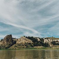 canoeing missouri river breaks national monument montana