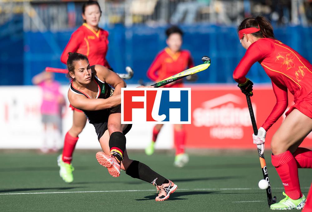 AUCKLAND - Sentinel Hockey World League final women<br /> Match id 10297<br /> 07 Germany v China<br /> Foto: Lisa Altenburg(C) <br /> WORLDSPORTPICS COPYRIGHT FRANK UIJLENBROEK