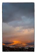 NEAR SANTA FE, NEW MEXICO (PHOTOGRAPH BY JIM GRAHAM)