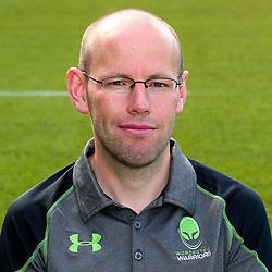 Outreach Coordinator Dan Lyne - Mandatory by-line: Robbie Stephenson/JMP - 25/08/2017 - RUGBY - Sixways Stadium - Worcester, England - Worcester Warriors Headshots