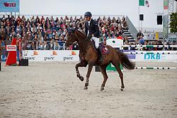 VAN HEEL Arne (NED), Cenbalou<br /> Hagen - Horses and Dreams meets the Royal Kingdom of Jordan 2018<br /> Preis der LVM Versicherung Qualifikation zur DKB-Riders Tour<br /> 28. April 2018<br /> www.sportfotos-lafrentz.de/Stefan Lafrentz