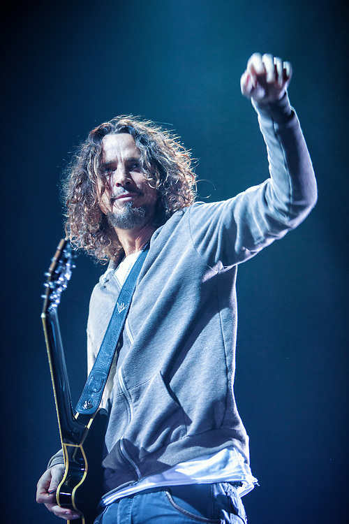 Soundgarden performs at The Fox Theater - Oakland, CA - 2/12/13
