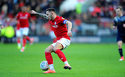 Josh Brownhill of Bristol City in action -Mandatory by-line: Nizaam Jones/JMP - 18/01/2020 - FOOTBALL - Ashton Gate - Bristol, England - Bristol City v Barnsley - Sky Bet Championship