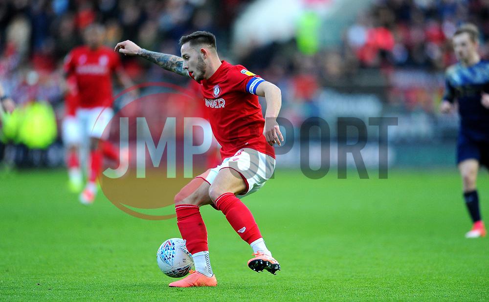 Josh Brownhill of Bristol City in action -Mandatory by-line: Nizaam Jones/JMP - 18/01/2020 - FOOTBALL - Ashton Gate - Bristol, England - Bristol City v Barnsley - Sky Bet Championship