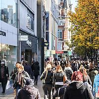 Black Friday Sales on Oxford Street,London,UK