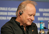 Actor Stellan Skarsgård at the press conference for the film Out Stealing Horses (Ut Og Stjæle Hester) at the 69th Berlinale International Film Festival, on Saturday 9th February 2019, Hotel Grand Hyatt, Berlin, Germany.