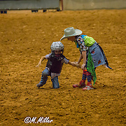 Bryan Rodeo Mutton Busting