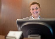 Lily Winkler at the Hotel At Kirkwood Center in Cedar Rapids on Wednesday, September 1, 2010.