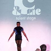 NLD/Amsterdam/20170914 - Lancering &C Me talent stage, danser Harold Luya