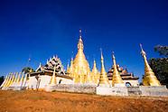 Taunggyi area.