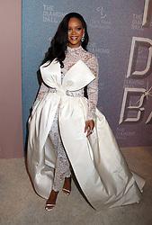 September 13, 2018 - New York City, New York, U.S. - Singer RIHANNA attends Rihanna's 4th Annual Diamond Ball held at Cipriani Wall Street. (Credit Image: © Nancy Kaszerman/ZUMA Wire)