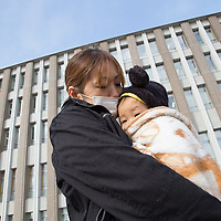 February 25,2016 ,Fukushima court, Hiromi mother of his son  Futo  who is  always sick after nuclear catastrophe, a chronicle disease due to radioactive material exposure, she bring  his son to the third trial against national governement ,regional government and municipality, during her speech to judge, she calls that his son doesn t understand why so many things are forbidden to do, and why  outside place are forbidden to play, Pierre Boutier