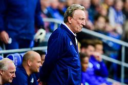 Cardiff City manager Neil Warnock - Mandatory by-line: Ryan Hiscott/JMP - 30/09/2018 -  FOOTBALL - Cardiff City Stadium - Cardiff, Wales -  Cardiff City v Burnley - Premier League