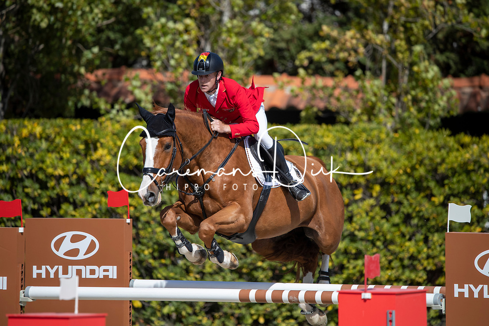 Ehning Marcus, GER, Pret A Tout<br /> FEI Jumping Nations Cup Final<br /> Barcelona 2019<br /> © Hippo Foto - Dirk Caremans<br />  03/10/2019