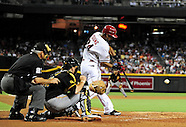 MLB: Pittsburgh Pirates at Arizona Diamondbacks//20110920