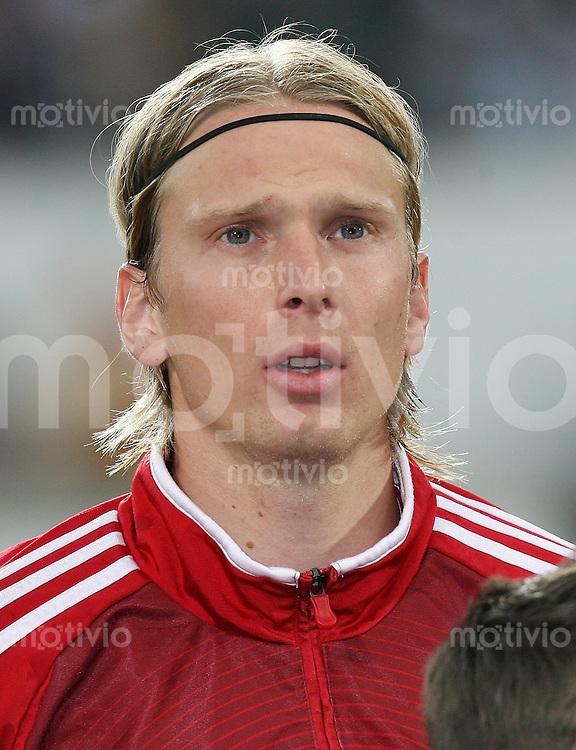 Fussball  International  2006/20007 Christian POULSEN (Daenemark)