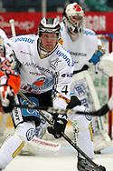 25.9.2012, Ritari Areena, H?meenlinna..J??kiekon SM-liiga 2012-13. HPK - Pelicans..Antti Jaatinen - Pelicans