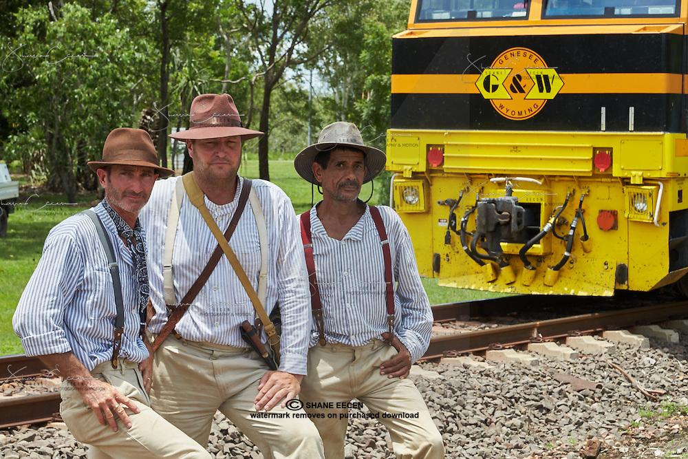 The Borella Ride, Adelaide River to Darwin 3 March 2015. Photo Creative Light Studios/NT Major Events Company