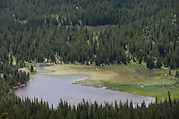 Native Lake from Native Lake Trail, Leadville, CO.