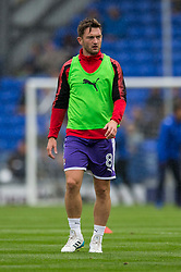 Lee Frecklington of Rotherham United warms up - Mandatory by-line: Jason Brown/JMP - 03/09/2017 - FOOTBALL - Fratton Park - Portsmouth, England - Portsmouth v Rotherham United - Sky Bet League Two
