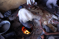 Bread bakers at work