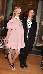 Tamsin Egerton & Josh Hartnett at the Royal Academy of Arts Summer Exhibition Preview Party 2017, Burlington House, London England. 7 June 2017.