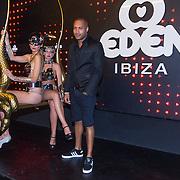 ESP/Ibiza/20130707 - Opening club Eden Ibiza, Everon Jackson Hooi