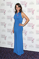 LONDON - October 03: Andrea McLean attended the Breast Cancer Care Fashion Show at the Grosvenor House Hotel, London, UK. October 03, 2012. (Photo by Richard Goldschmidt)