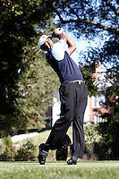 15 December 2007: Golfer VJ Singh during the third round of the ninth annual Target World Challenge golf tournament presented by the Tiger Woods Foundation at Sherwood Country Club in Thousand Oaks Westlake Village in Southern California.